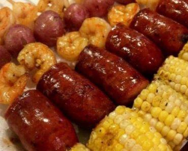 Barbecue-shrimp