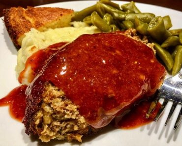 Classic Southern Meatloaf Recipe
